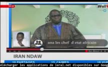 "Vidéo: Iran Ndao en live sur Facebook, refuse d'aller en Birmanie version Sa Ndiogou, ""Partazéé lén vidéo..."","