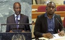 ONU: Alpha Condé exige l'expulsion d'un jeune opposant à son régime de la salle de conférence