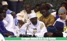 Vidéo- Voici le dernier message fort de Serigne Abdou Aziz Sy au Gamou 2016