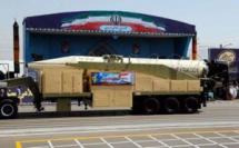L'Iran répond à Trump par un tir de missile