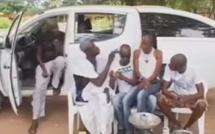 Saneex fume du yamba pour 500.000 FCFA