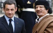 Libye: des traces bancaires de Kadhafi qui risquent de coincer Sarkozy