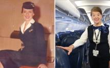 Vidéo- À 81 ans, elle est hôtesse de l'air depuis 60 ans