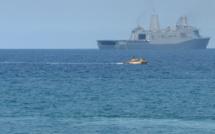 Pékin accuse un navire de guerre américain d'avoir violé sa souveraineté