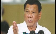Philippines : le président Duterte ordonne à l'armée de le fusiller à cette condition