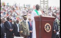 Libéria: voici les 5 promesses faites par George Weah au peuple