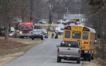 USA: Plusieurs morts et blessés lors d'une fusillade dans un lycée du Kentucky