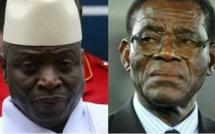 Guinée-équatoriale: Obiang N'Guema se dit protecteur de Yahya Jammeh