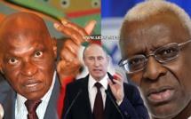 CONFIDENTIEL-Présidentielle 2012 : Lamine Diack, Vladimir Poutine et les dessous du complot « russe » contre Abdoulaye Wade