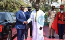 Macky Sall : « Avec le Libéria, je souhaite au Président Weah la même carrière qu'il a réussie avec le football »