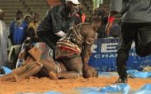 Lutte sénégalaise : Revivez l'intégralité du combat Ama Baldé-Papa Sow