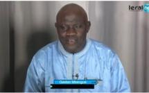 Inculpation par le doyen des juges: Gaston Mbengue tonne et livre sa part de vérité dans l'affaire Cheikh Gadiaga-Moïse Rampino