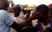 """Affaire du """"Policier gifleur"""": L'auteur du film arrêté puis libéré"""