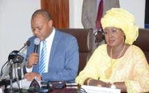Maïmouna Ndoye Seck ordonne la suspension de la vérification systématique du carnet de vaccination contre la fièvre jaune à l'AIBD