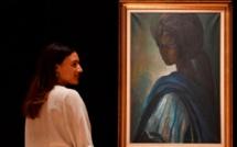 «Mona Lisa africaine», le tableau qui  pulvérise les enchères