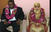 Inde: Une gamine de 15 ans mariée à un Nigérian de 60 ans (photos)