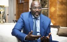 Liberia – George Weah : « Les caisses sont vides! »