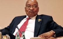 Zuma poursuivi pour corruption en Afrique du Sud