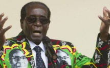 Zimbabwe : Robert Mugabe qualifie son départ de « coup d'État »