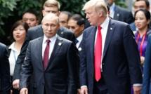 """Vladmir Poutine : """"Accuser Moscou d'avoir empoisonné l'ex-espion russe Sergueï Skripal, est """"du grand n'importe quoi"""""""