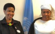 62ème session de la Commission de la Condition de la Femme des Nations Unies : Ndéye Saly Diop Dieng fait le plaidoyer