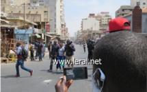 Voici des images des personnes arrêtées et blessées lors des manifestations du 19 avril 2018