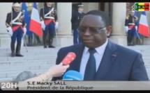 """Macky Sall : """"Ce n'est encore trop tard de discuter sur les modalités et la formulation du parrainage pour que chacun soit rassuré"""""""