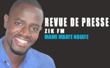 Revue de Presse du samedi 21 avril 2018 avec Mame Mbaye Ndiaye