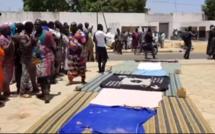 Vidéo inédite: Le film de la sortie de prison de Serigne Akim Mbacké fils de Serigne Mourtada Mbacké