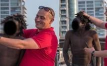 Israël: L'humiliation d'un migrant noir à Tel-Aviv émeut la toile