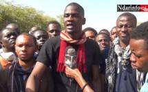 UGB -La coordination des Étudiants de l'Université Gaston Berger de Saint-Louis menace: « aucune autorité ne rentrera dans cette université »