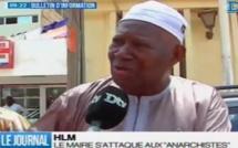 """Ababacar Sadikh Seck, maire des HLM s'attaque aux """"anarchistes"""""""