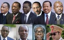 Francs-maçons en Afrique et les présidents Africains francs-maçons