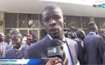 Khadim Ndiaye : « Nous avons hâte de prendre l'avion et d'aller faire un bon Mondial 2018»