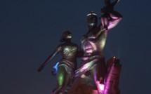 INSOLITE À OUAKAM : Le monument de la Renaissance éclairé 24h/24, les populations dans le noir
