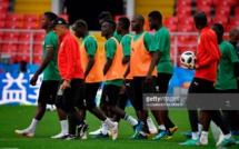 Cheikh Kouyaté : « Ne pas s'enflammer »