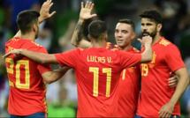 L'Espagne vient à bout de l'Iran