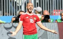 Portugal-Maroc: l'arbitre aurait demandé le maillot de Cristiano Ronaldo selon Amrabat