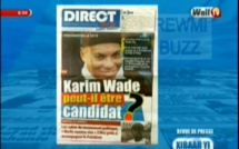Revue de Presse WalfTv du samedi 23 juin 2018 en images