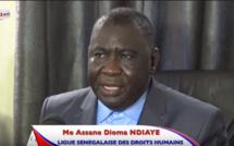 VIDEO - Arrêt de la Cedeao : La position de Me Assane Dioma Ndiaye (Ligue sénégalaise des Droits de l'homme)