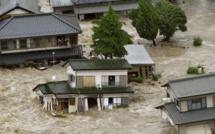 Japon : Des inondations provoquent la mort de 204 personnes