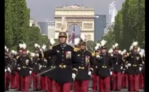 Documentaire 14 juillet : dans les coulisses de la plus grande fête de France