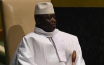 Gambie: une discussion entre Yahya Jammeh et son parti fuite sur les réseaux sociaux