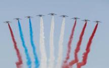 Couac du 14 Juillet : la patrouille de France présente ses excuses