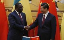 Le président chinois Xi Jinping est arrivé à Dakar