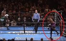 Du jamais vu: un boxeur quitte le ring avant le début du combat
