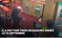 Vidéo : Âgé de 83 ans, un retraité fait fuir trois braqueurs à mains nues, impressionnant