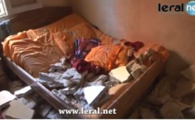 Effondrement d'une dalle à la Médina : Néné Barry, la mère des enfants blessés, fait la reconstitution des faits