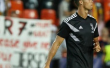 Juventus: Ronaldo exclu à Valence !