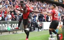 Ligue Europa : Victoire de Rennes avec Sarr buteur et Niang virevoltant